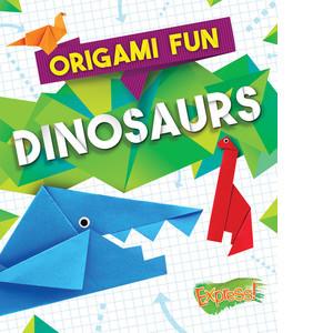 Cover: Origami Fun: Dinosaurs