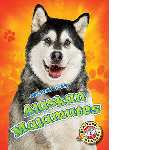 Cover: Alaskan Malamutes