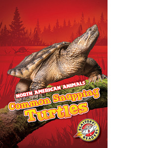 Cover: Common Snapping Turtles