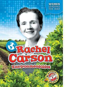 Cover: Rachel Carson: Environmentalist
