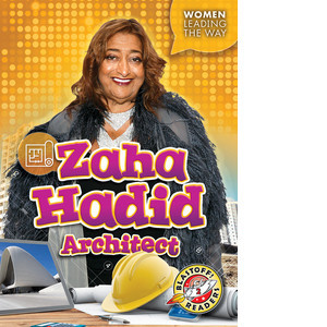 Cover: Zaha Hadid: Architect