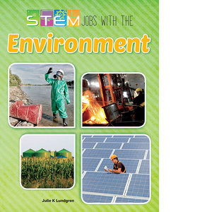 Cover: STEM Jobs with the Environment