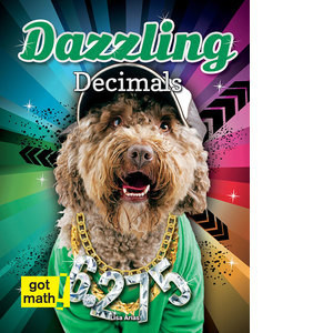 Cover: Dazzling Decimals