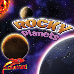 Cover: Rocky Planets