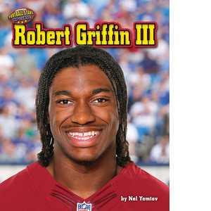 Cover: Robert Griffin III