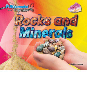 Cover: Rocks and Minerals