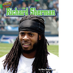 Cover: Richard Sherman