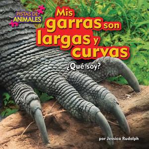 Cover: Mis garras son largas y curvas (claws)