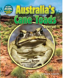 Cover: Australia's Cane Toads: Overrun!