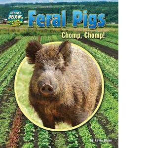Cover: Feral Pigs: Chomp, Chomp!