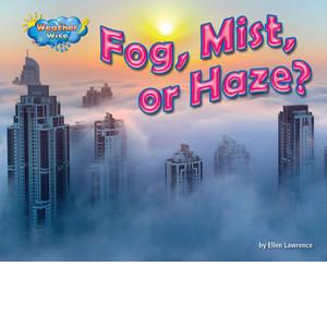 Cover: Fog, Mist, or Haze?
