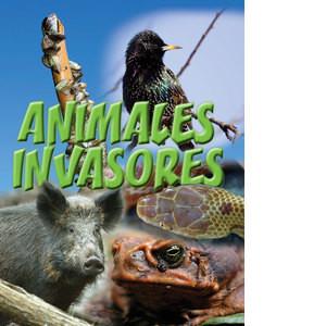 Cover: Animales invasores