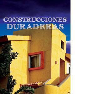 Cover: Construcciones duraderas