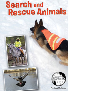 Cover: Search and Rescue Animals