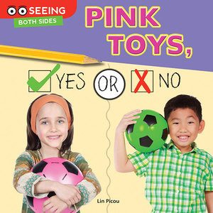Cover: Pink Toys, Yes or No