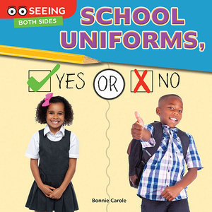 Cover: School Uniforms, Yes or No