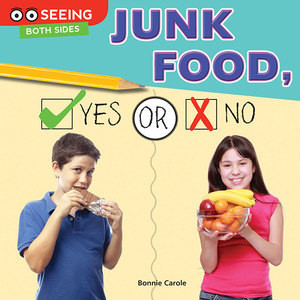 Cover: Junk Food, Yes or No