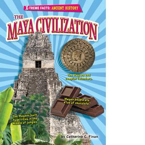 Cover: The Maya Civilization