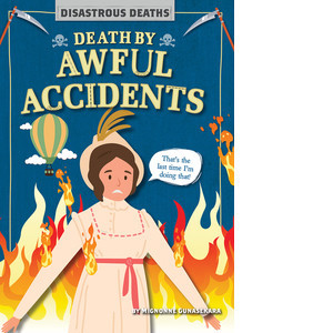 Cover: Death by Awful Accidents