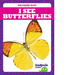 Cover: I See Butterflies
