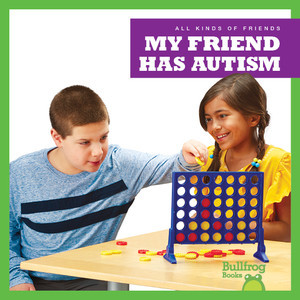 Cover: My Friend Has Autism
