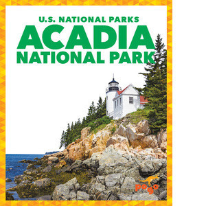 Cover: Acadia National Park