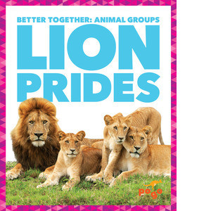 Cover: Lion Prides