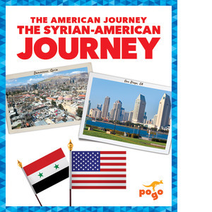 Cover: The Syrian-American Journey