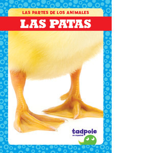 Cover: Las patas (Feet)