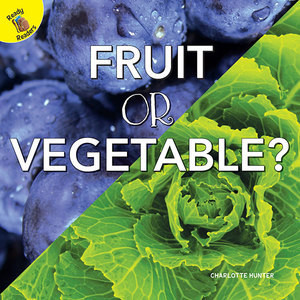 Cover: Fruit or Vegetable