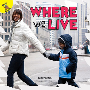 Cover: Where We Live