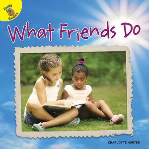 Cover: What Friends Do