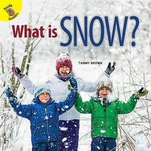 Cover: What is Snow?