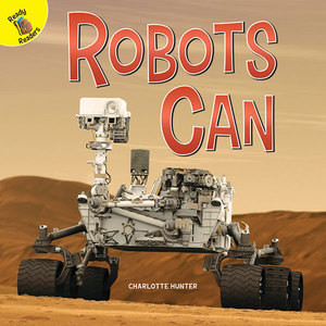 Cover: Robots Can