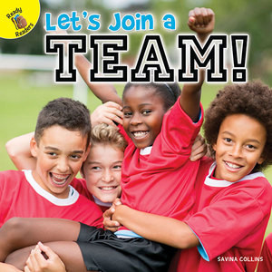 Cover: Let's Join a Team!