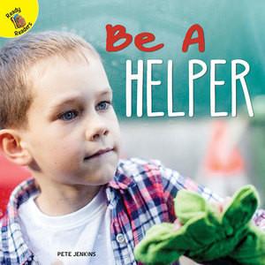 Cover: Be a Helper