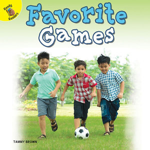 Cover: Favorite Games