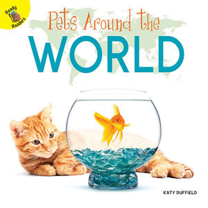 Cover: Pets Around the World
