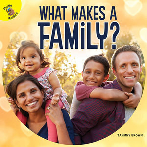 Cover: What Makes a Family?