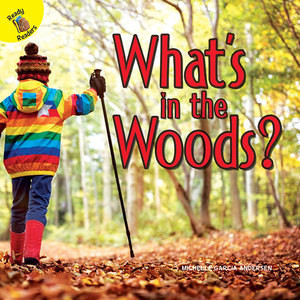 Cover: What's in the Woods?