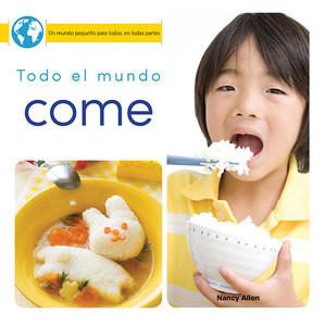 Cover: Todo el mundo come