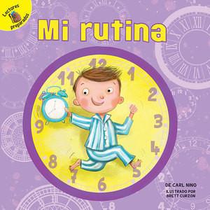 Cover: Mi rutina