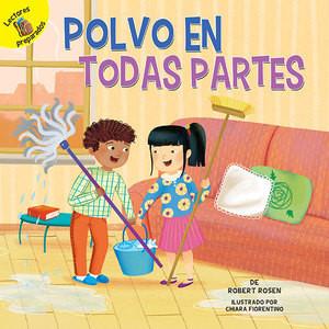 Cover: Polvo en todas partes