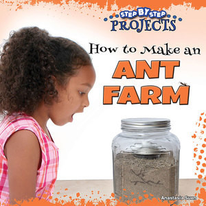 Cover: How to Make an Ant Farm