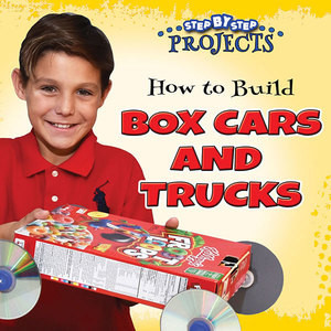 Cover: How to Build Box Cars and Trucks