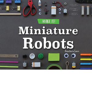 Cover: Miniature Robots