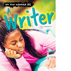 Cover: A Writer