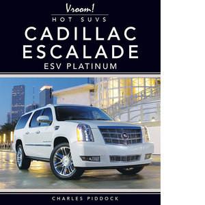 Cover: Cadillac Escalade ESV Platinum