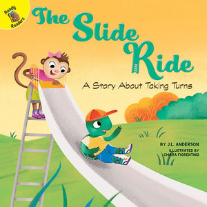 Cover: The Slide Ride