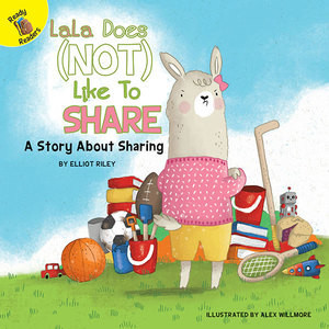 Cover: LaLa Does (Not) Like to Share